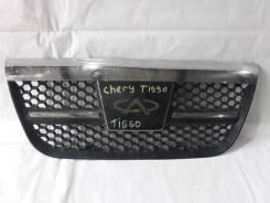 Решетка радиатора Chery Tiggo 2007 [T118401050] T11 2.4 4G64
