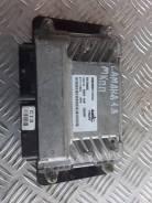 Блок управления двигателем Iran Khodro Samand 2003 EL 1.8 XU7JP