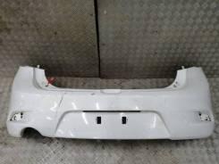 Бампер Mazda 3 2011> [BHE850221] BL 1.6 Z6, задний