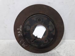 Диск тормозной Mazda 3 2003-2009 [C24Y26251C] BK, задний