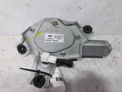 Мотор стеклоочистителя Hyundai Solaris 1 2010-2017 [987001R000] RB, задний