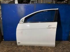 Дверь Mitsubishi Lancer 10 Cx 2007-2017 [5700A557], передняя левая