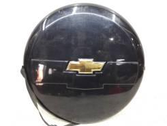 Кожух запасного колеса Chevrolet Niva 2009- [0000175045480021] 21236