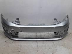Бампер Volkswagen Polo 2015- [6RU807221AGRU] MK5, передний