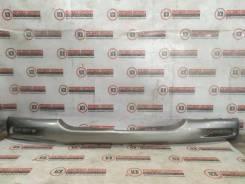 Накладка на бампер Suzuki XBEE, задняя