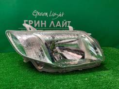 Фара Axio Fielder NZE144 оригинал галоген зеленый хром 12-511 правая