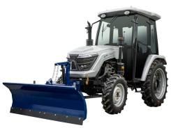 Трактор Скаут T-504С с кабиной +ПСМ