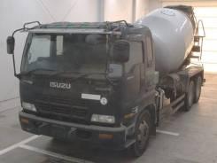 Автобетоносмеситель Isuzu Truck CYZ81P2