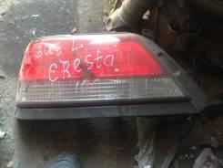 Фонарь задний левый Toyota Cresta JZX100
