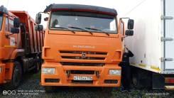 КамАЗ 6520-53, 2018