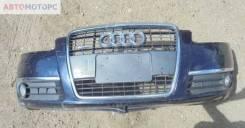 Бампер Передний AUDI A6 C6 (4F2) 2004 - 2011