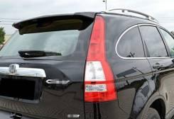 Спойлер Honda CR-V 2007-2011 крашенные
