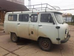 УАЗ-220695, 2018