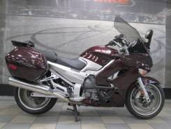 Yamaha FJR 1300, 2007