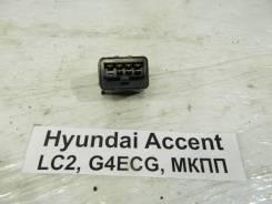 Реле стеклоочистителей Hyundai Accent Hyundai Accent 2005