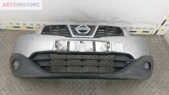 Бампер передний Nissan Qashqai 2010 (внедорожник)