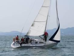 Яхта парусная Yamaha 31SII