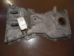 Лобовина двигателя с масляным насосом Chevrolet Aveo B12D1, 0911856681