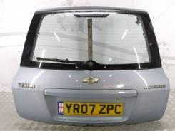 Крышка багажника (дверь 3-5) Chevrolet Tacuma 2007 2.0 I