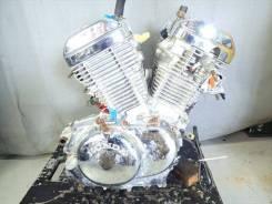 Двигатель хонда стид400