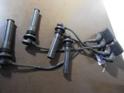 Катушка зажигания Chevrolet Aveo с высоковольтными проводами B12D1