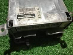Блок управления ДВС Toyota Corolla Fielder NZE124 1NZ-FE