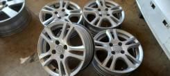 Отличный комплект литых дисков Manaray Sport Euro Speed R14