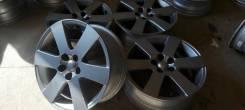 Отличный комплект литых дисков Toyota R16