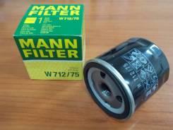 Фильтр масляный Mann W71275( Германия ) Opel Chevrolet Daewoo