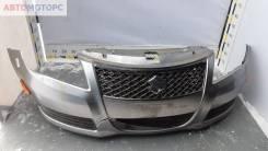 Бампер передний Suzuki Kizashi 2011 (седан)