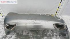 Бампер задний Suzuki Kizashi 2011 (седан)