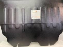 Защита КПП на Audi A4, A5, установка