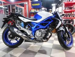 Мотоцикл Suzuki Gladius 650 JS1CX111100109412 2011