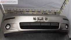 Бампер передний Toyota Corolla Verso 2002 (минивэн)