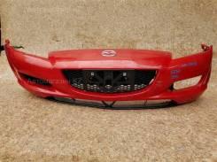 Бампер Mazda Rx8 [F15150031] SE3P, передний