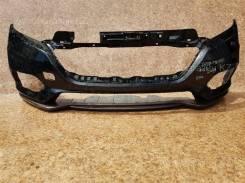 Бампер Honda Vezel [71100T7AJ000] RU3, передний