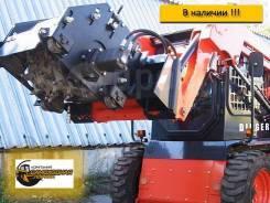 Фреза дорожная на мини погрузчик в Екатеринбурге