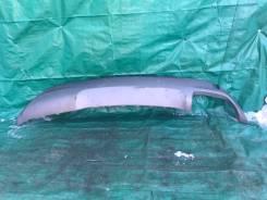 Накладка заднего бампера Hyundai Santa Fe 15-19 г.