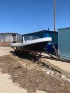 Продам прогулочно-рыболовную лодку