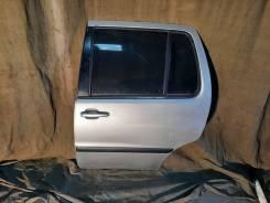 Дверь Toyota Raum [6700446010] EXZ10, задняя левая