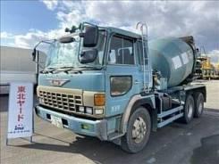 Автобетоносмеситель HINO Truck FS630BD