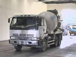 Автобетоносмеситель Nissan Truck CW520HN