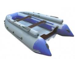 Продам надувную лодку ПВХ под мотор REEF - 340 F НД Тритон