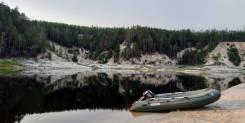 Лодка ПВХ Golfstream ML400