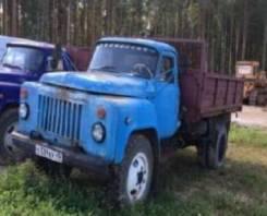 Самосвал ГАЗ-САЗ 3507, 1986 г. в.