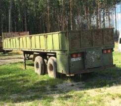 Полуприцеп бортовой МАЗ-93866 1992г.