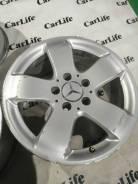 Литой диск оригинальный Mercedes-benz