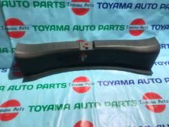 Накладка замка багажника Honda Fit GE6