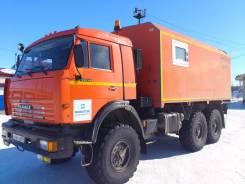 КАМАЗ-58492А мастерская передвижная, 2010