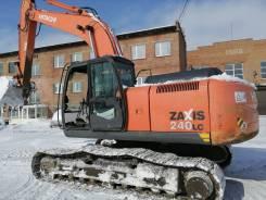 Hitachi ZX240LC-3, 2007